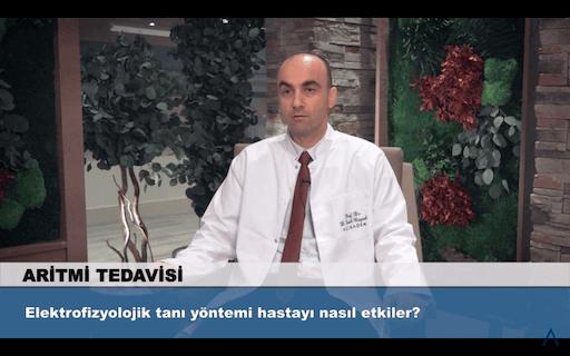 Elektrofizyolojik tanı yöntemi hastayı nasıl etkiler?