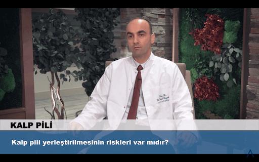 Kalp pili yerleştirilmesinin riskleri var mıdır?